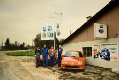 Team Spritzwerk Hallauer