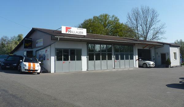 Betriebs-Standort Tägerig