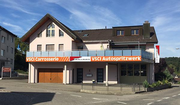 Betriebs-Standort Wohlenschwil