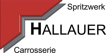 Hallauer Spritzwerk & Carrosserie Mobile Retina Logo