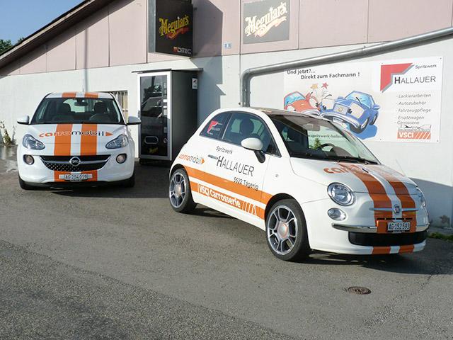 Spritzwerk & Carrosserie Hallauer AG