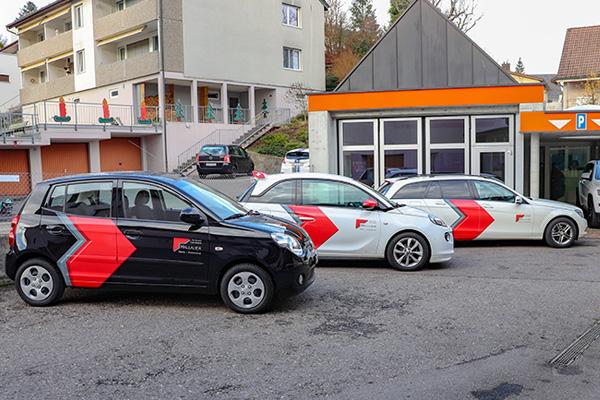 Ersatzwagen Hallauer AG