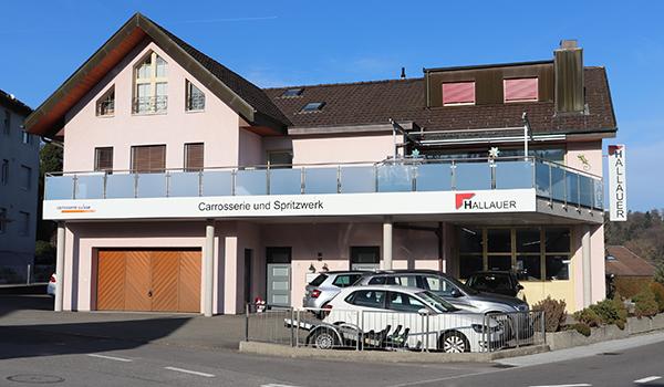 Hallauer AG - Standort Wohlenschwil