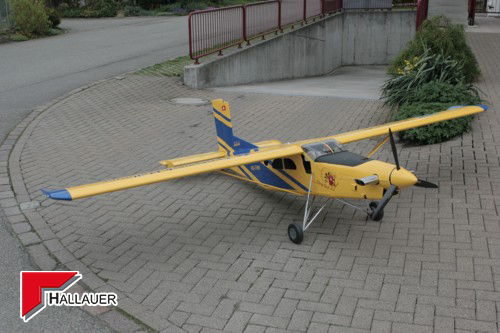 Turbo Prop Pilatus PC6