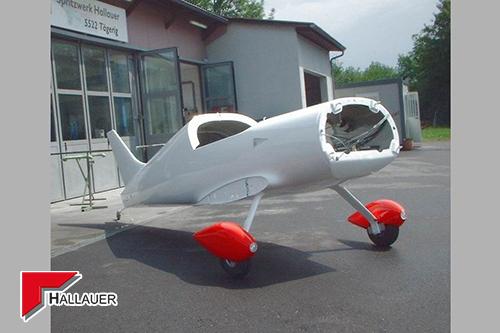 Flieger Eigenbau