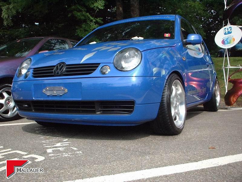VW Lupo Felgen