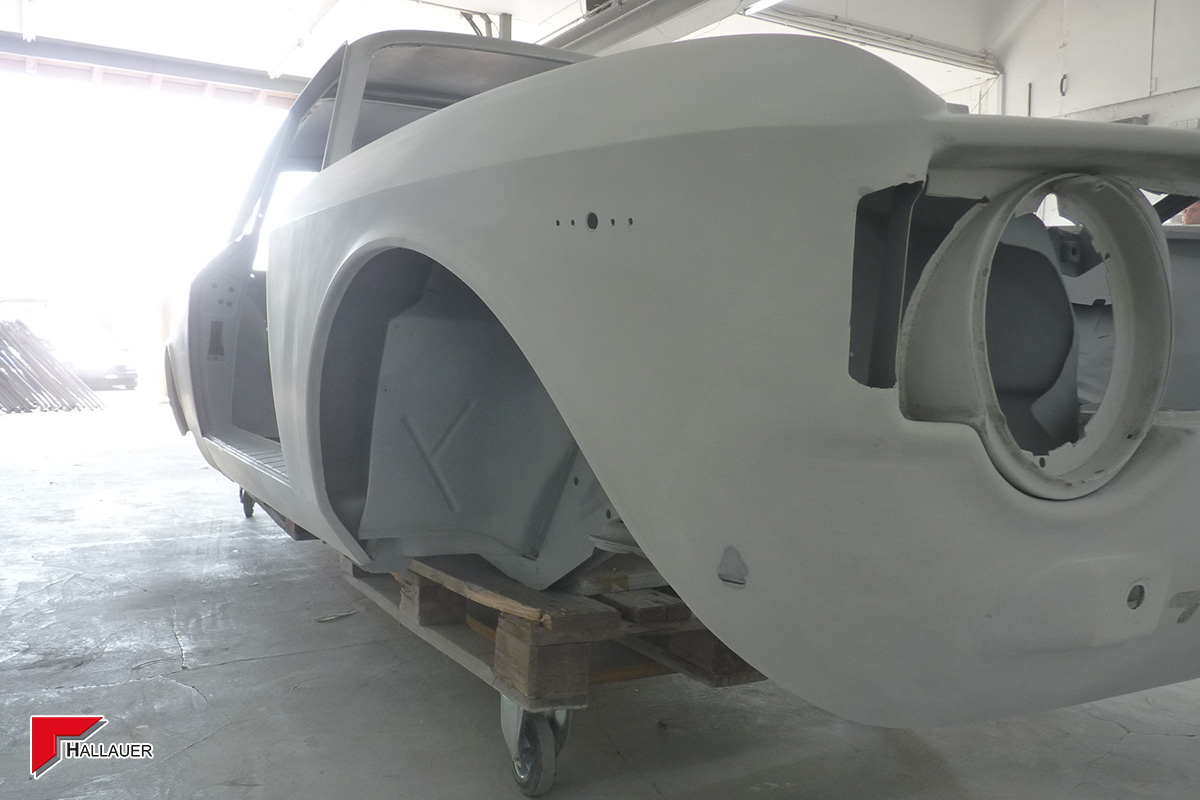 Restauration Alfa Romeo GTV