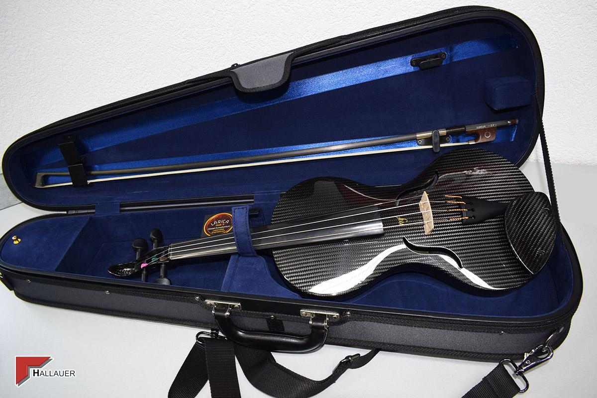 Reparatur an Carbon Geige