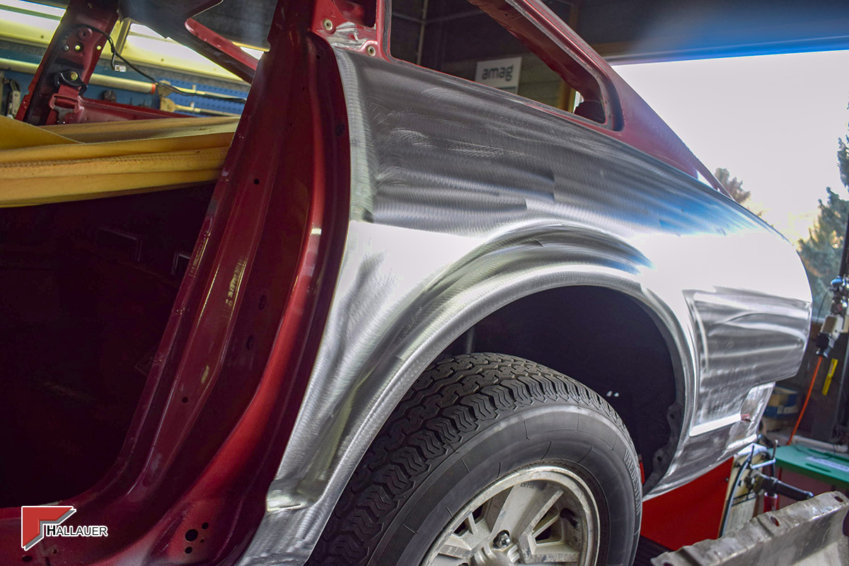 Restauration Datsun Z280