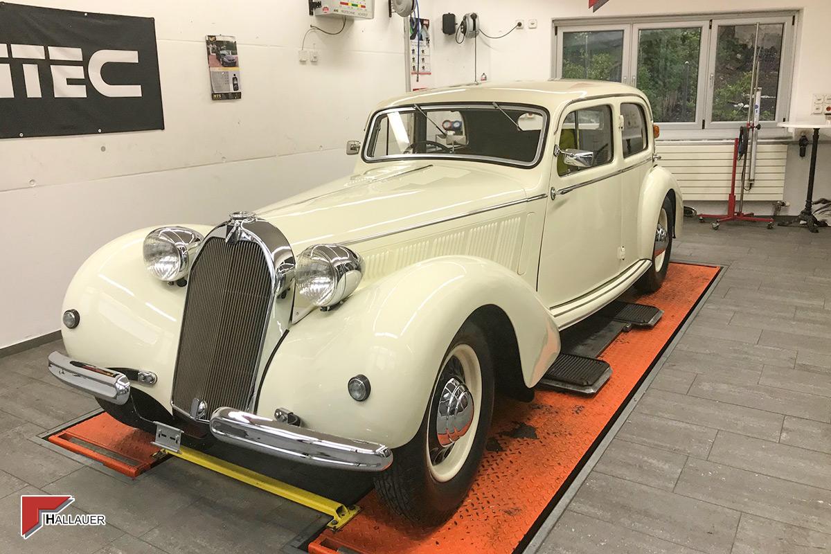 Restauration Talbot Major T23 1939