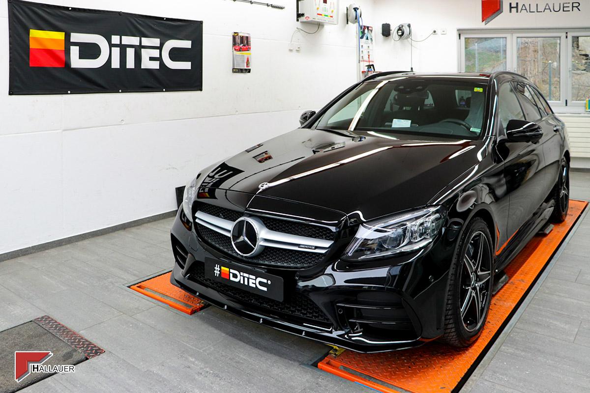 DiTEC Mercedes Benz C43 AMG